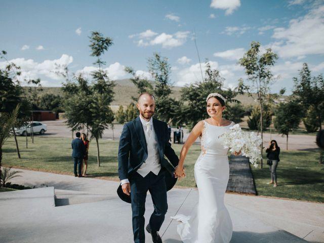 La boda de Javier y Marisa en Querétaro, Querétaro 46
