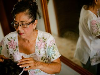 La boda de Ileana y Carlos 1