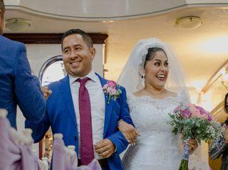 La boda de Ileana y Carlos