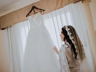 La boda de Arizbeth y Camilo 2