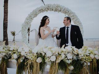 La boda de Arizbeth y Camilo