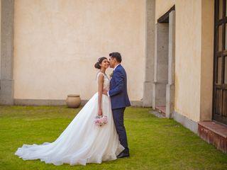 La boda de Michelle y David