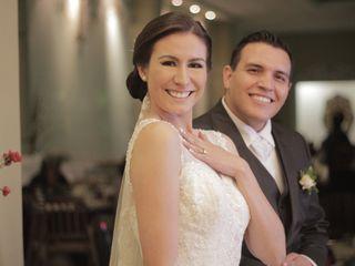 La boda de Angie y Luis Angel