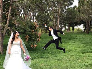 La boda de Yazmin y David 1