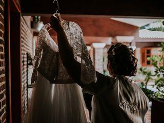 La boda de Guadalupe y Victor 3