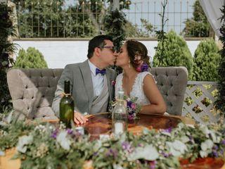 La boda de Sofía  y José Raúl