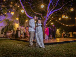 La boda de Fabiola y Victor