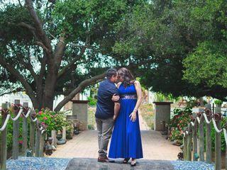 La boda de Elizabeth y Juan Carlos 1