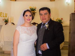 La boda de Elizabeth  y Guillermo  2