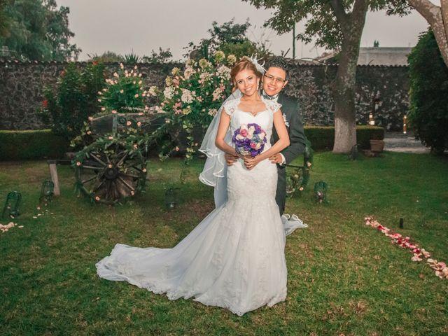 La boda de Erika y Eduardo