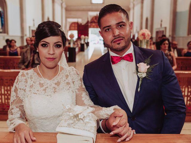 La boda de Diana y Oscar