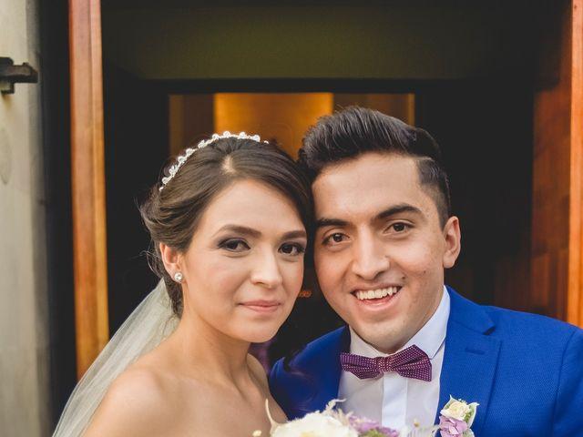 La boda de Kary y Jony