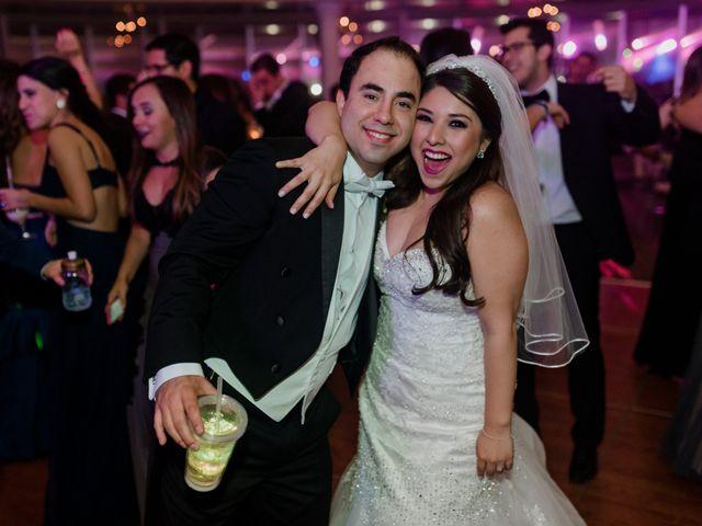 La boda de Yazmin y David