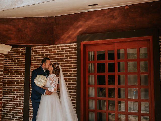 La boda de Guadalupe y Victor
