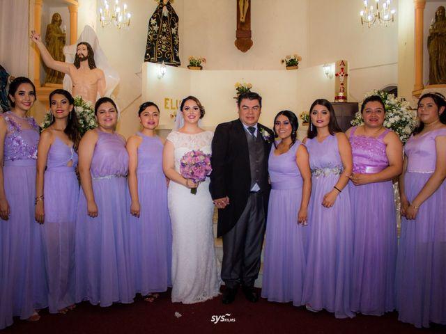 La boda de Elizabeth  y Guillermo
