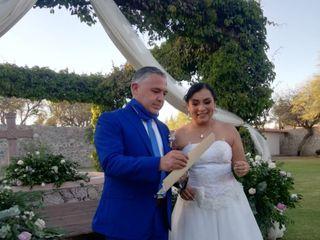 La boda de Lucero y Mario  2