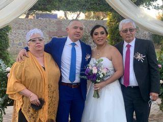 La boda de Lucero y Mario