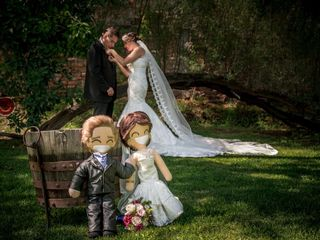 La boda de Jezabel y David 2