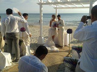 La boda de Cynthia y Ricardo 1
