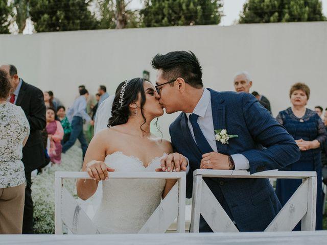 La boda de Lily y Álvaro