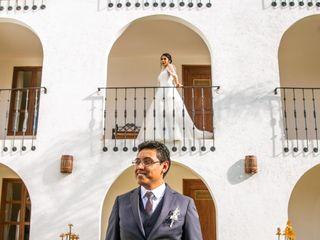 La boda de Nathaly y Cristian 1