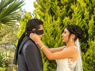 La boda de Nathaly y Cristian
