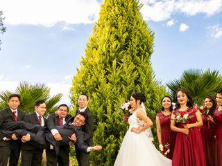 La boda de Nathaly y Cristian 3