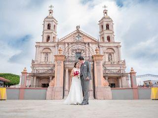 La boda de Karina y Jeremias 1