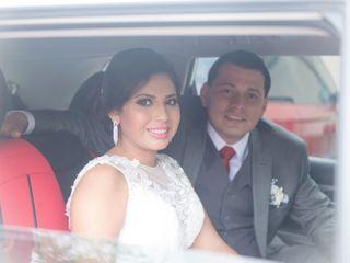 La boda de Karina y Jeremias
