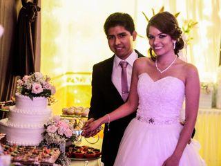 La boda de Magda y Víctor