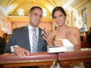 La boda de Anali y Omar 1