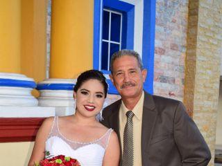 La boda de Estrella  y Anthony  1