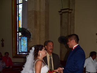 La boda de Estrella  y Anthony  2