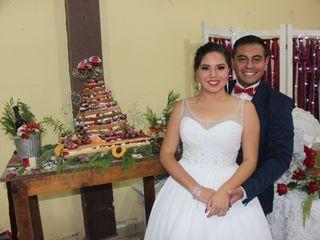 La boda de Estrella  y Anthony