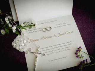 La boda de fatima aguirre y jairo almada 3