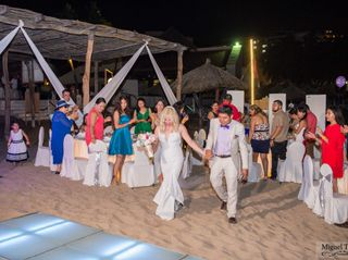 La boda de Sarahí  y Alfonso 1