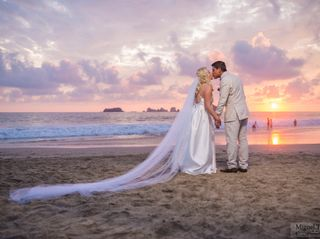 La boda de Sarahí  y Alfonso 2