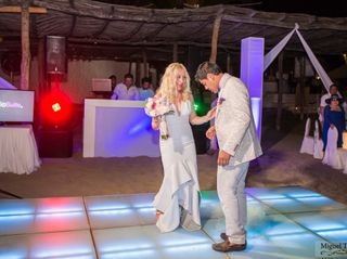 La boda de Sarahí  y Alfonso 3