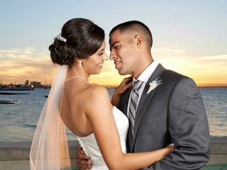 La boda de Anali y Omar