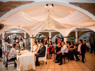 La boda de Octavio  y Andrea  1
