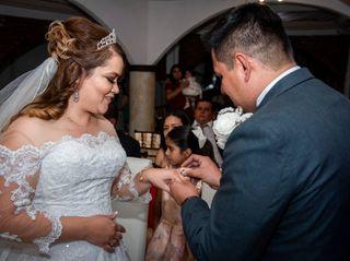 La boda de Octavio  y Andrea  2