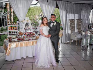 La boda de Octavio  y Andrea  3