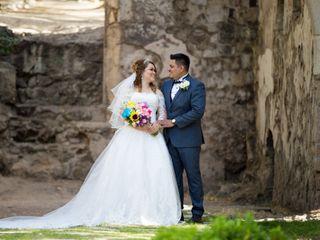 La boda de Octavio  y Andrea