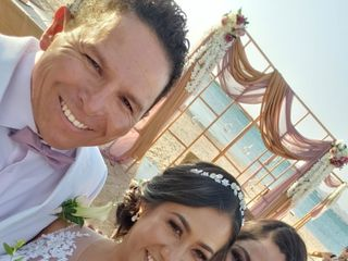 La boda de Aida y René 1