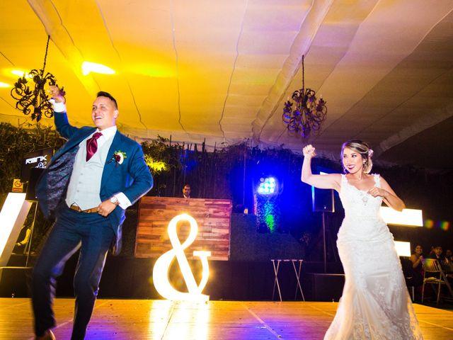 La boda de Val y Paco