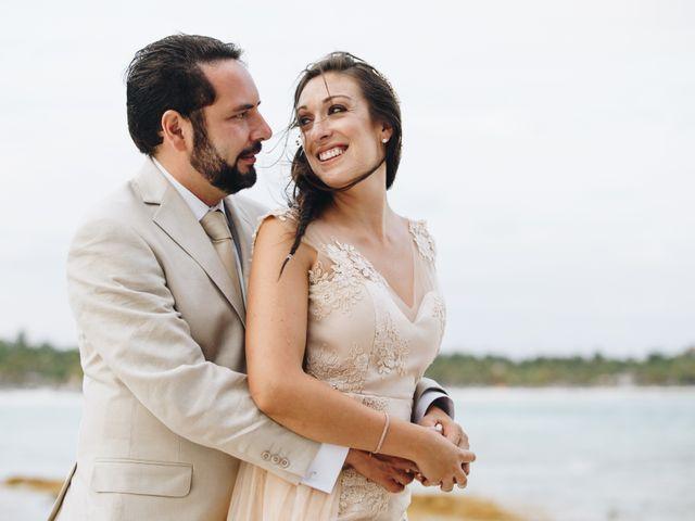 La boda de Tanya y Guillermo