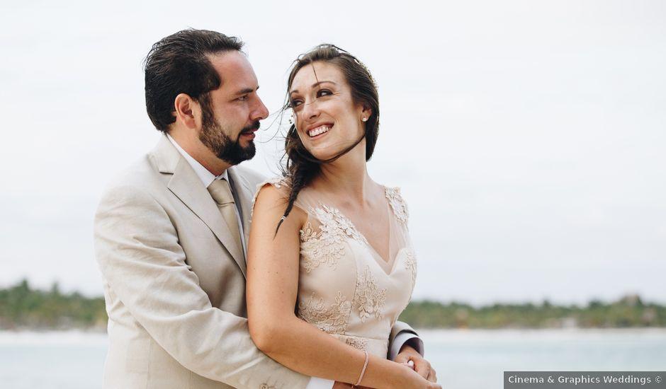 La boda de Guillermo y Tanya en Playa del Carmen, Quintana Roo