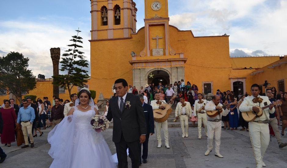 La boda de Javier  y Nadia en Querétaro, Querétaro