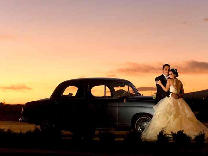 La boda de Erika y Emilio