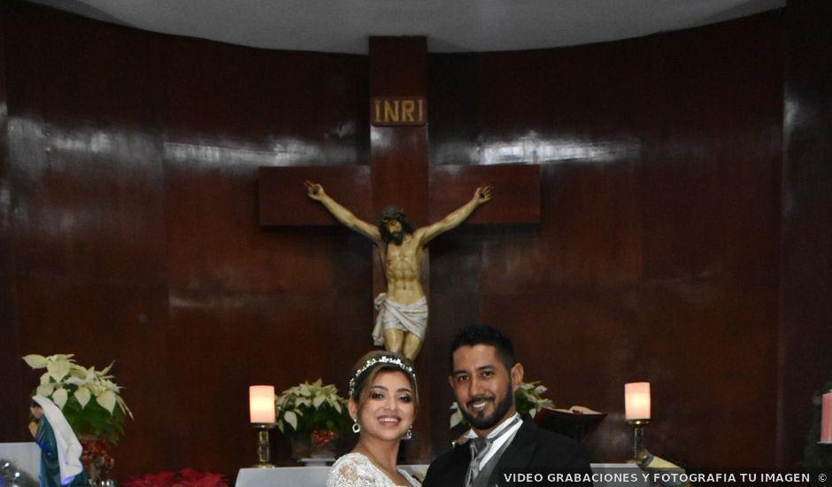 La boda de Evelyn y Vicente en Veracruz, Veracruz